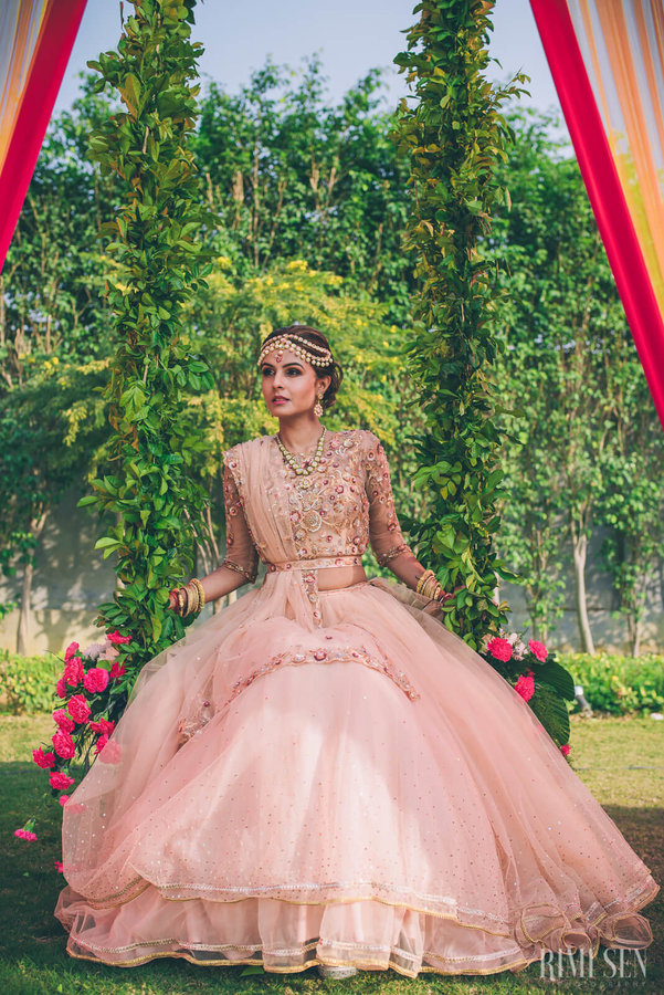 Bridal Portraits photography by Rimi Sen Photography