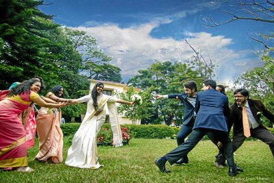 Fun Creative Wedding photography by CAPTURE CREW MOMENTS