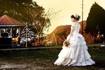 Bridal Portraits photography by Zumos Vanchhawng Photography