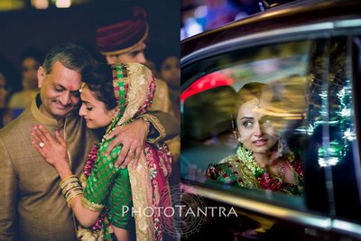 Wedding photography by Photo Tantra