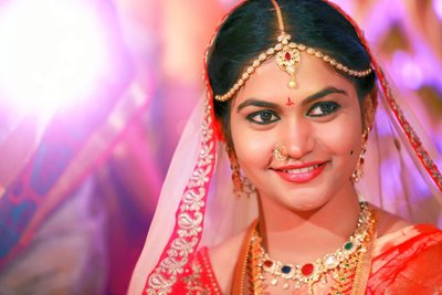 Bridal Portraits photography by Harishankar Photography & Media