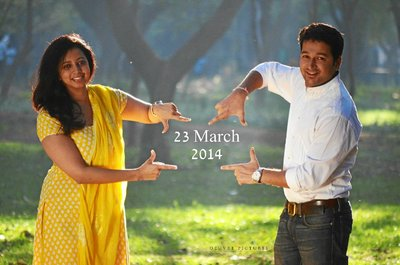 Pre-wedding photography by Sandesh Pictures