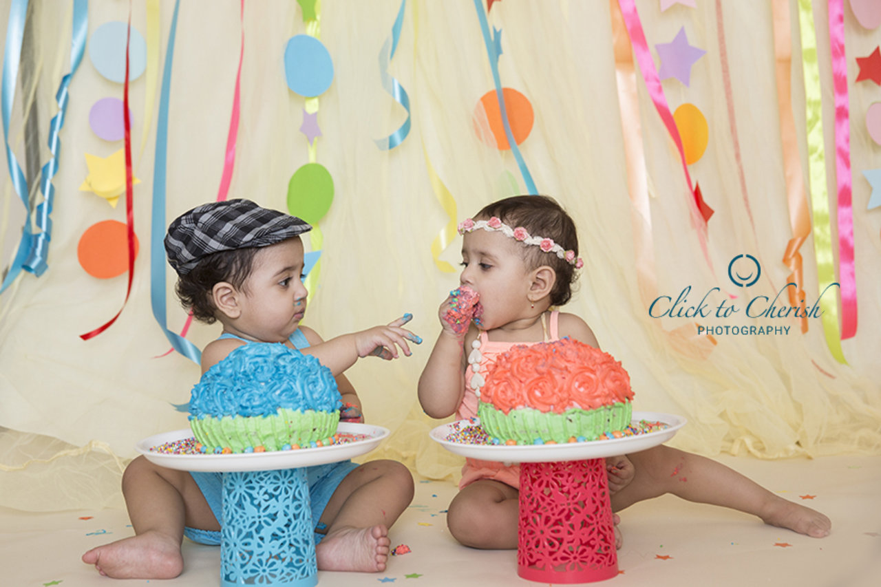 Kids Birthday photography by Click to Cherish