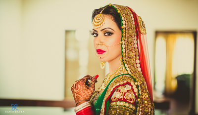 Bridal Portraits photography by  Ramitbatra.com