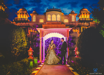 Destination Wedding photography by  Ramitbatra.com