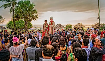 Destination Wedding photography by The Wed Cafe by  Rajesh Luthra
