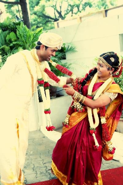 Wedding photography by Raghu video vision