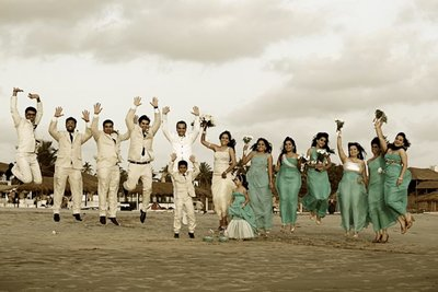 Fun Creative Wedding photography by Sandeep Photography