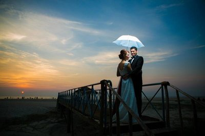 Destination Wedding photography by Edric George Photography
