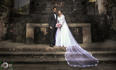 Wedding photography by Joyz New Toy Visuals