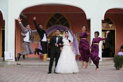 Fun Creative Wedding photography by Aakriti Studio