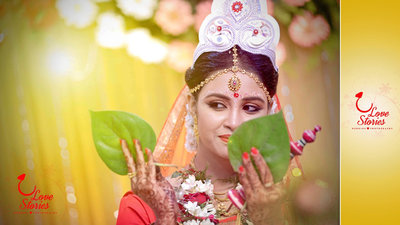Bengali wedding photography by Love stories wedding photography