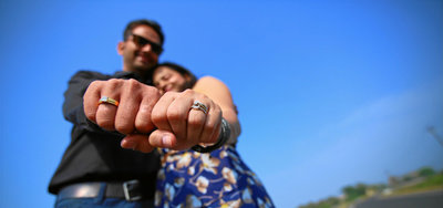 Engagement photography by Kedar Joshi Photography