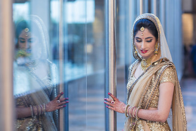 Bridal Portraits photography by Devendra Purbiya Production