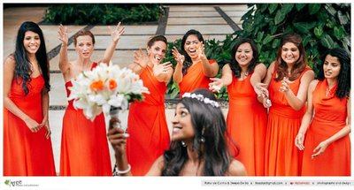 Fun Creative Wedding photography by Rahul de Cunha Pictures