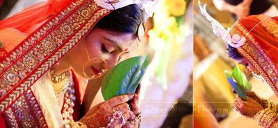 Bengali wedding photography by Dream Artisans Photography