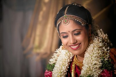 Bridal Portraits photography by Anbu Jawahar Photography